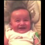 the baby is so cute! but he is …